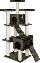 Krabpaal Knuti, grijs 186 cm hoog 400525