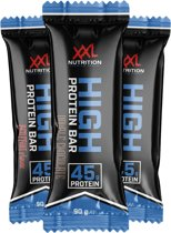 XXL Nutrition - High Protein Bar - 12 Pack - Red Fruit - Eiwitreep