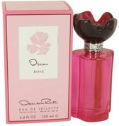 Oscar de la renta rose edt 100 ml spray
