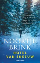 Boek cover Hotel van sneeuw van Noortje Brink