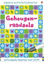 Puzzelkaarten: Hersenkrakers