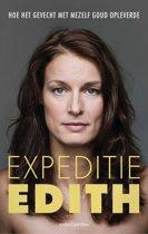 Omslag van 'Expeditie edith'