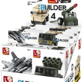 Sluban Builder: Display 8 Army (m38-b0596)