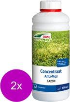 Dcm Naturapy Anti-Mos Gazon Concentraat - Algen- Mosbestrijding - 2 x 1 l