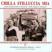 Chilla Stilluccia Mia. Canti Tradiz