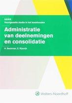 Administratie van deelnemingen en consolidatie