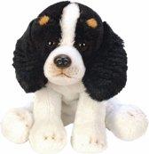 Pluche Cavalier King Charles Spaniel knuffel hond 13 cm - knuffeldier