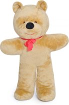 Grote teddebeer / knuffelbeer 115cm