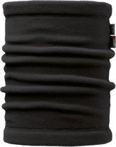 Buff Nekwarmer Polar - Basic Black - Unisex - Maat One Size