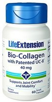Life Extension Bio-Collagen with Patented UC-II