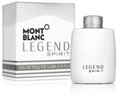 Mont Blanc Montblanc Legend Spirit 4 ml - Mini EDT Men