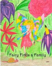 Fairy Finds a Family