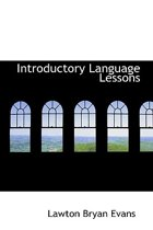 Introductory Language Lessons