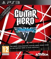 Guitar Hero, Van Halen (Game Only)  PS3