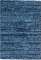 Modern vloerkleed Blauw 200 x 290 cm Astra Samoa