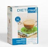 Dieti Cappuccino - 7 stuks - Drinkmaaltijd