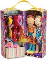 Groovy Girls - Coolicious Closet kledingkast met hangers