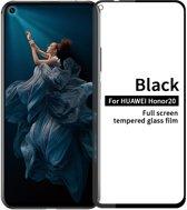 Honor 20 - Full-Cover Tempered Glass - Zwart
