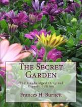 The Secret Garden the Unabridged Original Classic Edition [Large Print Edition]