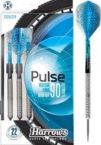 Harrows Pulse 24 gram 90% Steeltip Dartpijlen