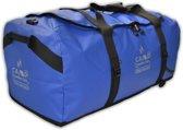 Reistas Expeditie duffelbag 125 liter XL Waterbestendig ook te gebruiken als Rugzak