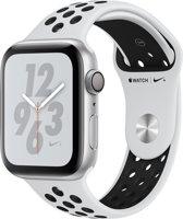 Apple Watch Series 4 Nike - 44 mm - zilver