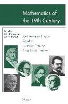 Mathematics in the 19th Century