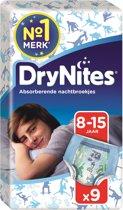 DryNites Boy Luierbroekjes- Absorberende Broekjes 8-15 jaar