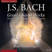 Bach; Great Choral Works