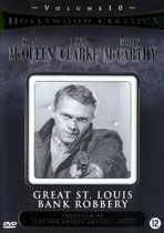 Great St. Louis Bank Robbery (dvd)