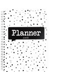Planner - things to do met stippen