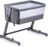 FreeOn Free to Me Co-Sleeper Wieg Grijs
