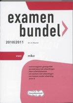 Examenbundel VWO Management en org - 2010/2011
