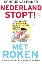 Scheurkalender Nederland stopt! Met roken
