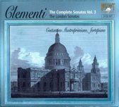 Clementi: Complete Sonatas Vol. Iii