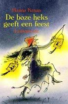 Hibba kinderboek de boze heks geeft een feest