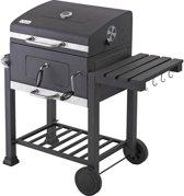 Tepro Toronto Click Houtskoolbarbecue - Zwart