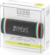 Millefiori Milano Auto parfum Cold Water (urban)