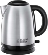 Russell Hobbs Adventure Brushed 23912-70 - Waterkoker - RVS