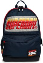 Superdry Montana Sunset Backpack Ecplise Navy Marl