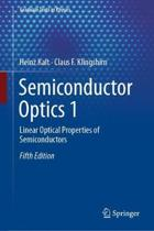 Semiconductor Optics 1