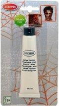 Halloween -  Vloeibare latex schmink/make-up tube 28 ml - Halloween make-up nephuid/wonden maken