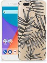 Xiaomi Mi A1 TPU Case Leaves Grey