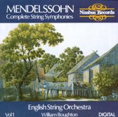 Complete String Symphonies Vol.1
