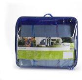 Travellife Camping Vloermat - 450 x 250 cm - Blauw