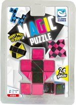 Clown Magic Puzzle 3d 24 Dlg Roze