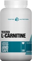 Tested L-Carnitine Tartrate 180caps