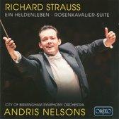Strauss Heldenleben; Nelsons