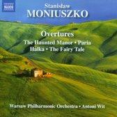Moniuszko,Bajka, Opera Overtures Paria, Halka, Ver
