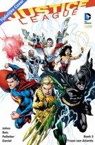 Justice league hc03. de troon van atlantis (new 52)